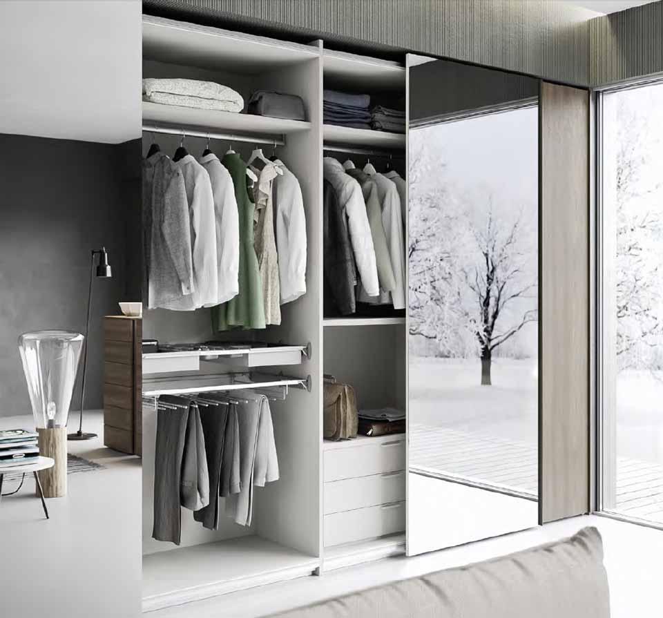 armadio - battistella | arredare designed space - Letti Scorrevoli Battistella