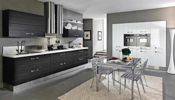 Beautiful Colori Per Cucine Moderne Contemporary - Home Design ...